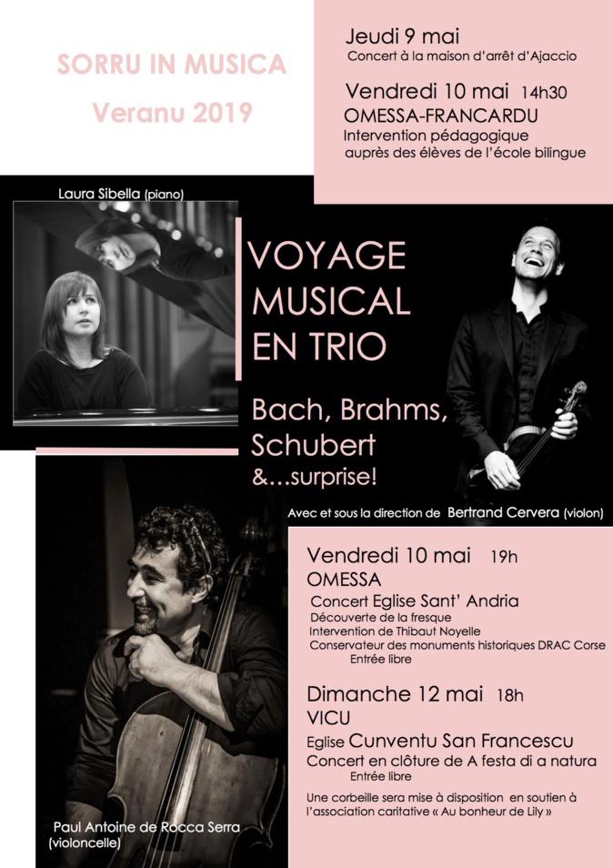 """""""Sorru in Musica Veranu 2019"""" revient du 9 au 12 mai"""