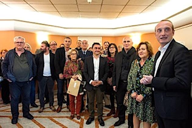 Ajaccio : La salle du conseil municipal devient salle Charles-Ornano