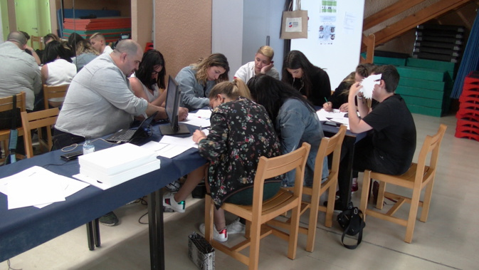 Bastia : Quand Service Civique et outils numériques font bon ménage !