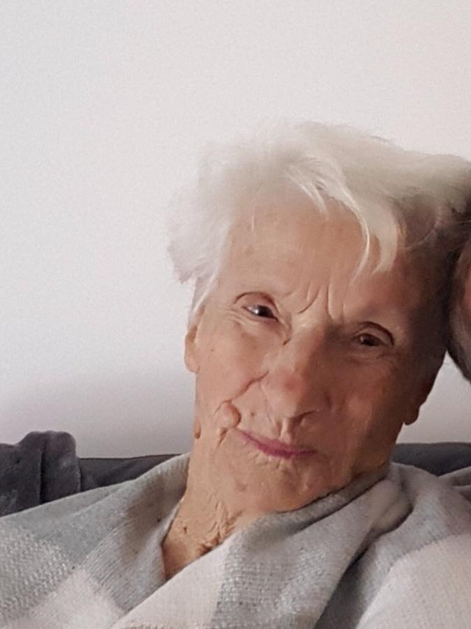 Marcelle Legros avait 96 ans