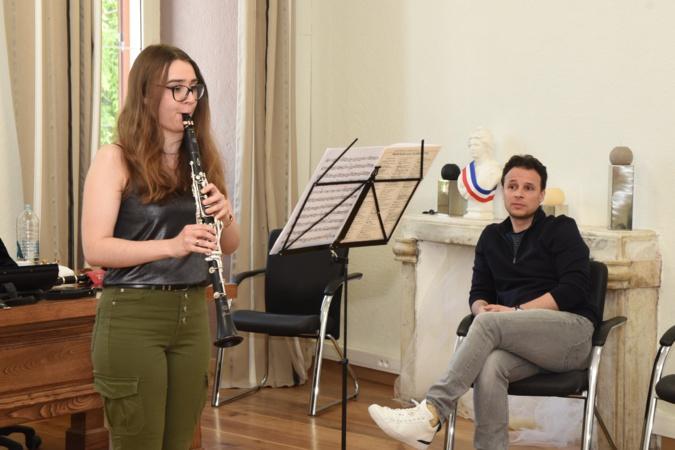 La deuxième Accademia de musique classique c'est ce week-end à Calinzana