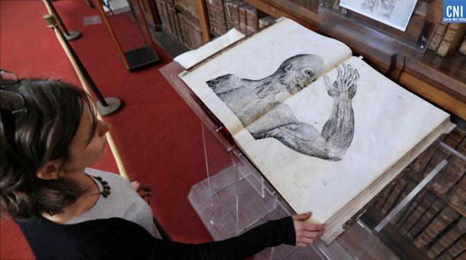 La médecine occidentale s'expose à la Bibliothèque Patrimoniale d'Ajaccio