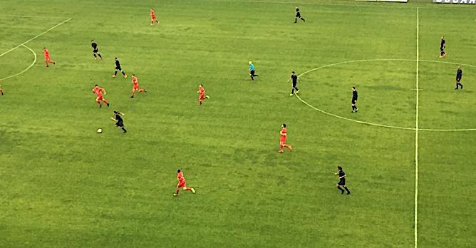 Moretti et ses coéquipiers du SCB joueront la finale de la coupe de Corse le 8 ou le 9 juin prochain