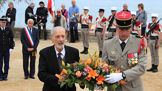 L'armistice du 8 mai 1945 commémoré en Balagne