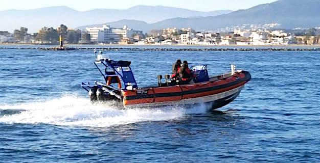 La SNSM sauve un navigateur blessé et en perdition au large de Propriano