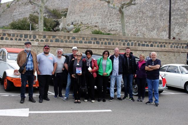 Un rallye de voitures de collection à Calvi pour la Ligue contre le Cancer