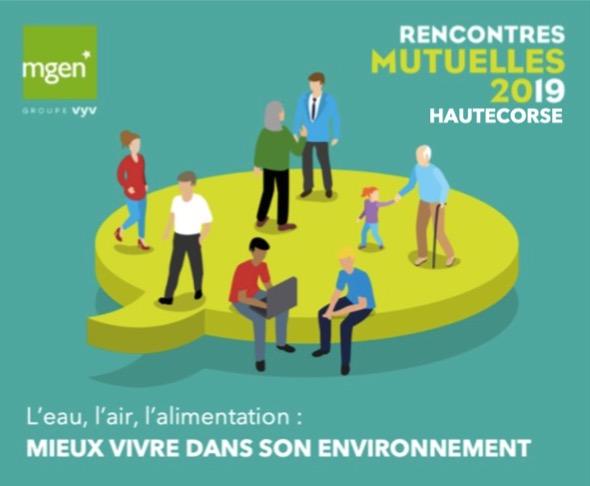 Une conférence pour parler de comment mieux vivre dans son environnement à Bastia