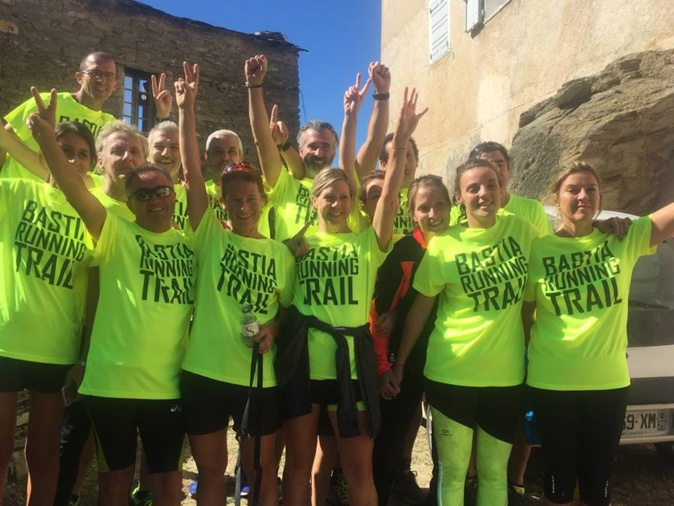Le Bastia Running Trail en force à Blaye