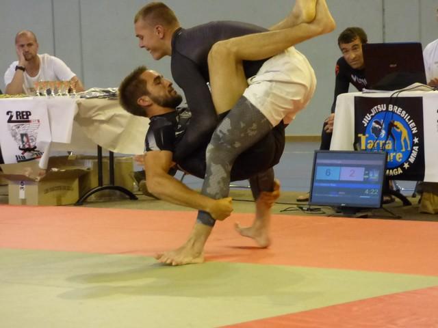 Tournoi amical de Jiu-jitsu à Calvi