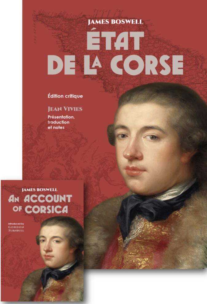 An account of Corsica : le premier livre sur Pasquale Paoli célèbre ses 250 ans