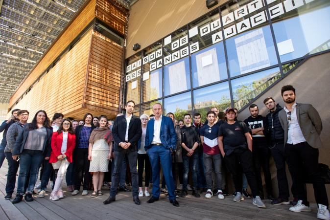 La citoyenneté européenne en question à la Maison de Quartier des Cannes d'Ajaccio