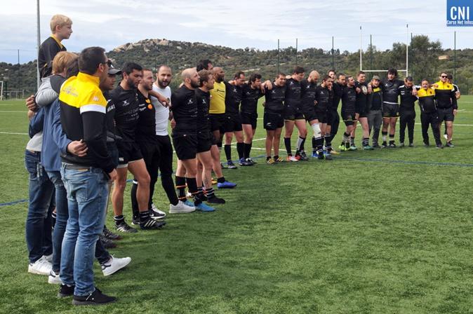 Rugby : Victoire en 16èmes de finale du championnat de France pour le CRABXV