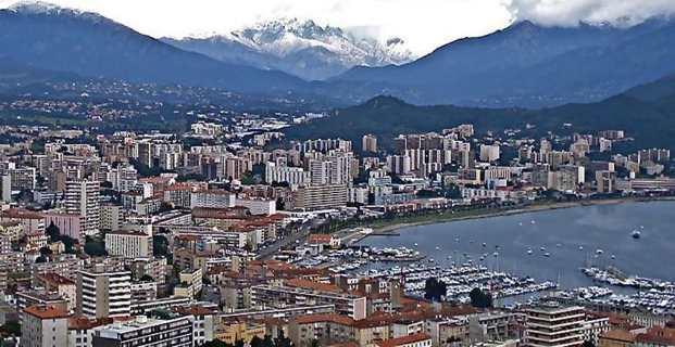 Commission de la préservation des espaces naturels : Avis défavorable pour le plan local d'urbanisme d'Ajaccio