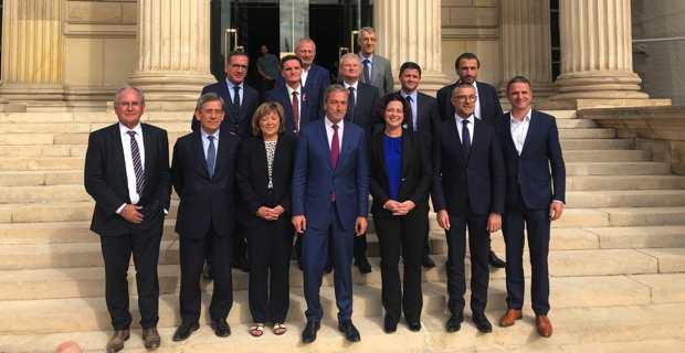 Le groupe parlementaire, Libertés & Territoires, tiendra son premier séminaire ces jeudi et vendredi en Corse.
