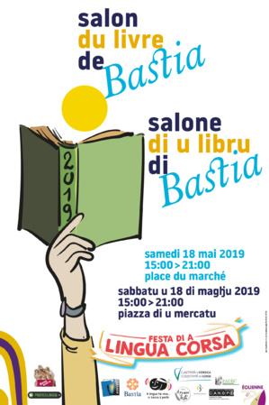 Festa di a lingua in Bastia : U salone di u libro è u 18 di maghju