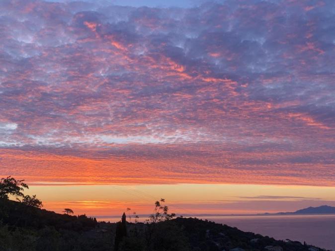 La météo du vendredi 17 Mai en Corse