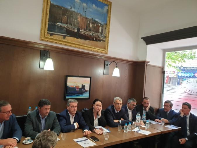 """Jean-Félix Acquaviva : """"Une volonté farouche de s'unir pour que la Corse connaisse un nouvel avenir"""""""