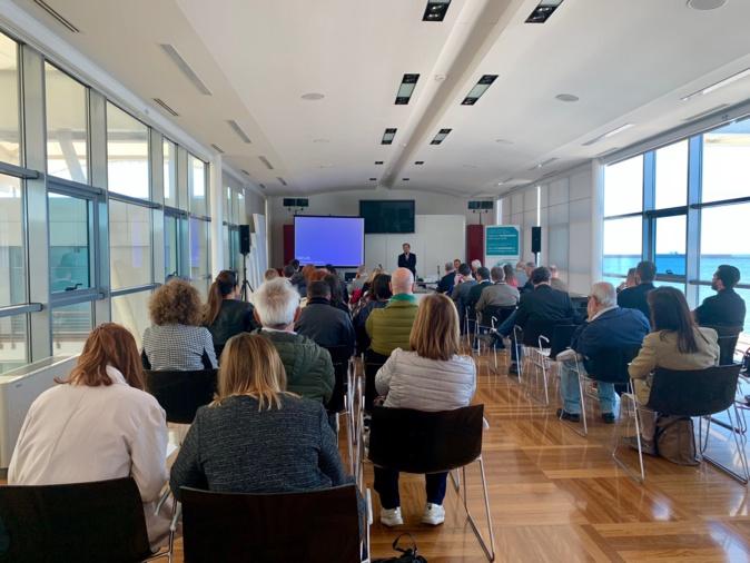 """""""ItinERA"""" : La  CCI de Bastia a présenté à Cagliari des produits d'excursions pour croisières de luxe"""