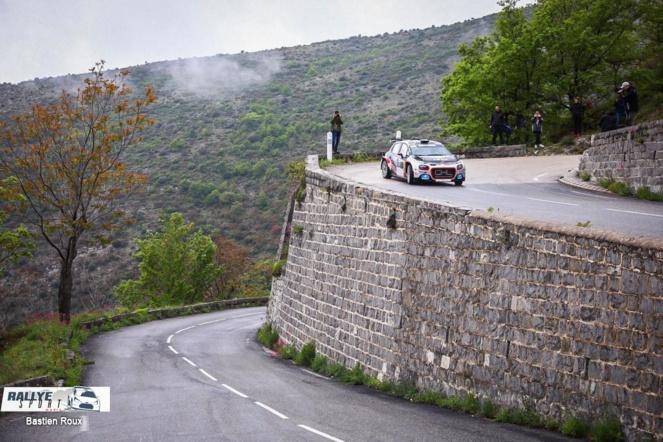 Sport automobile : Mathieu Franceschi 10e au rallye d'Antibes