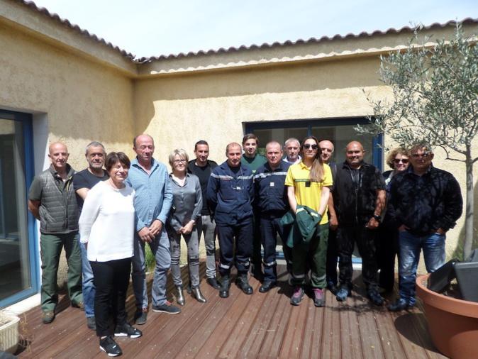 Lutte contre l'incendie : Isula Verde a permis de co-financer 46 points d'eau sur toute la Corse