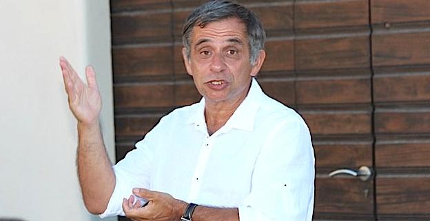 Européennes. Henri Malosse de la liste «Urgence Ecologie» visite des explorations agricoles de la Corse du Sud