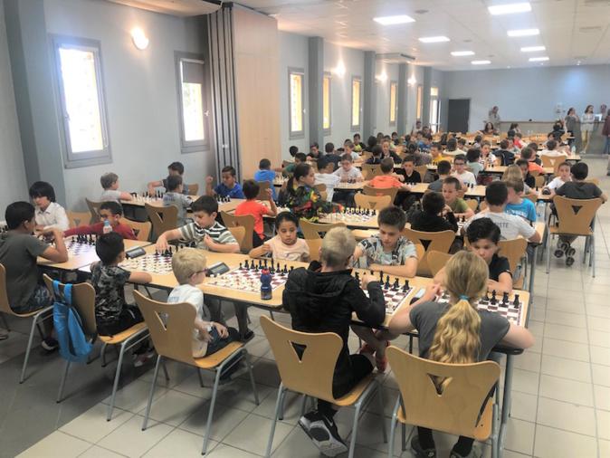 Ghisonaccia a fêté les champions de France d'échecs avec un grand tournoi
