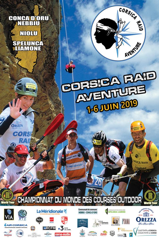 La belle ascension du Corsica Raid Aventure