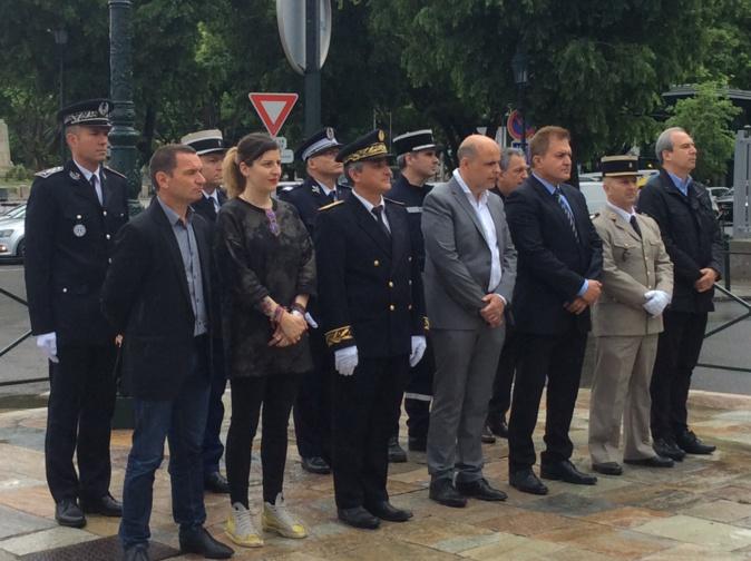 Journée nationale de la Résistance : Une cérémonie à Bastia