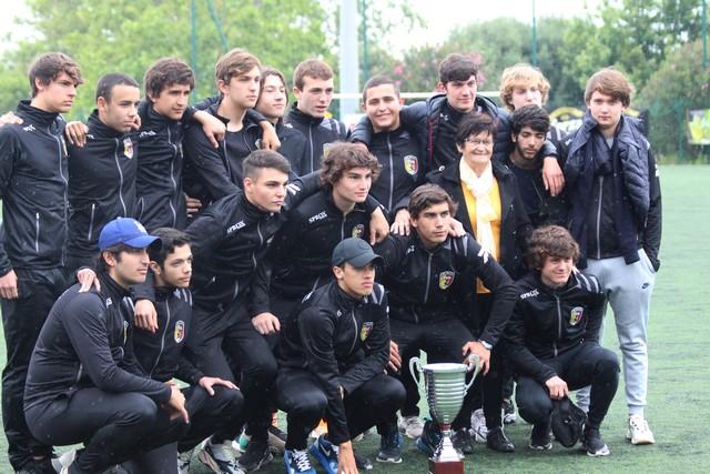 Les U18 du FC Balagne doublement titrés