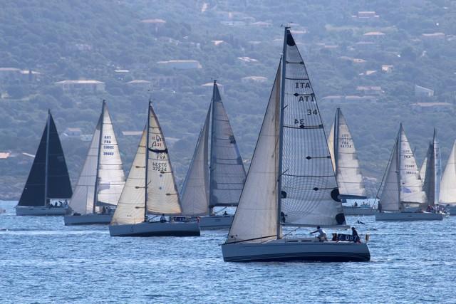 Un spectacle grandiose dans la Baie de Calvi