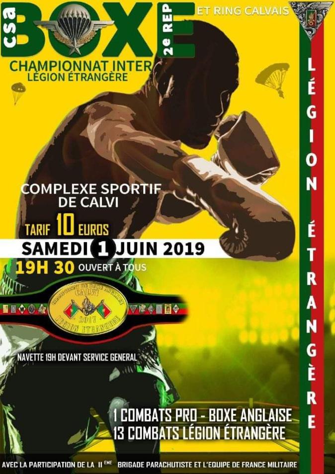 Un gala de boxe et de nombreuses manifestations à venir au Complexe Sportif Calvi-Balagne