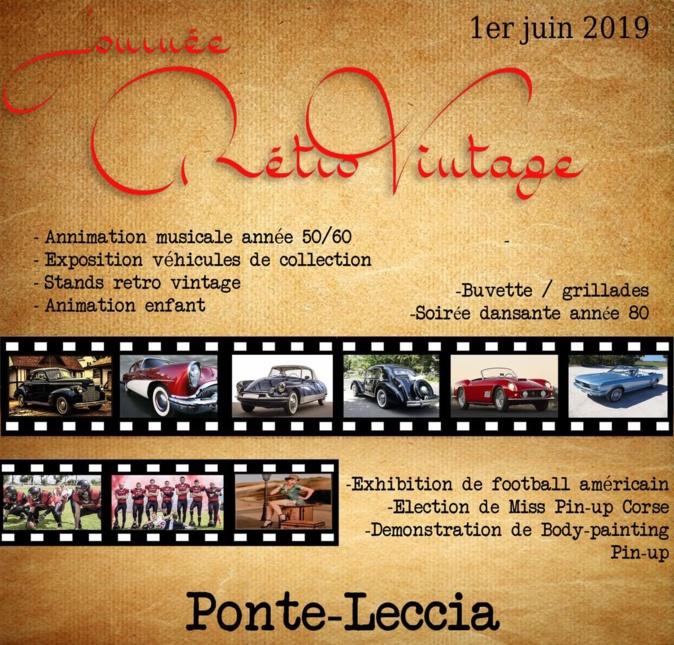 Ponte Leccia : Une journée Rétro Vintage !