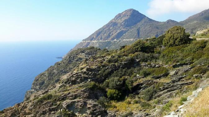 La photo du jour : sauvage Cap Corse