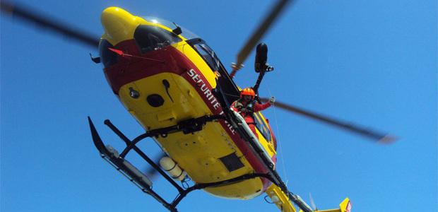 Deux participants du Trail de Pietralba évacués par hélicoptère