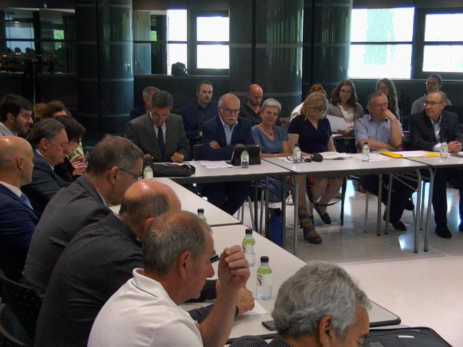 Bastia : Un atelier  pour une politique concertée d'aménagement du territoire « Pays Bastiais »
