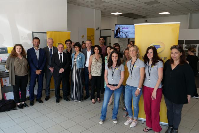 Côté Pro, le nouveau service de La Poste qui simplifie la gestion des entreprises, ouvre à Ajaccio