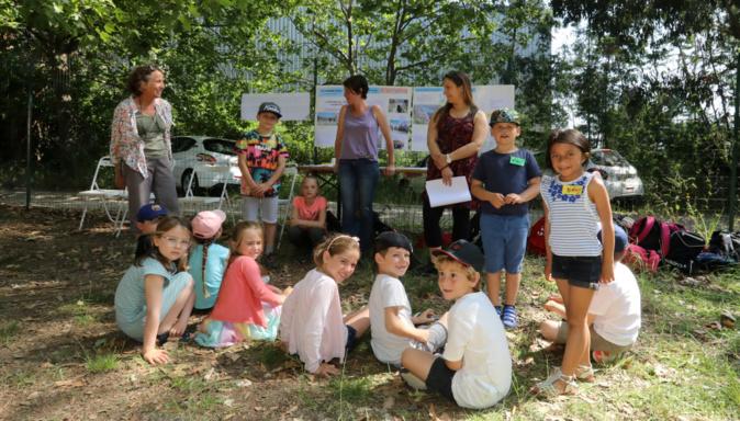 Acqua Linda : L'opération qui sensibilise le scolaires d'Ajaccio à l'environnement