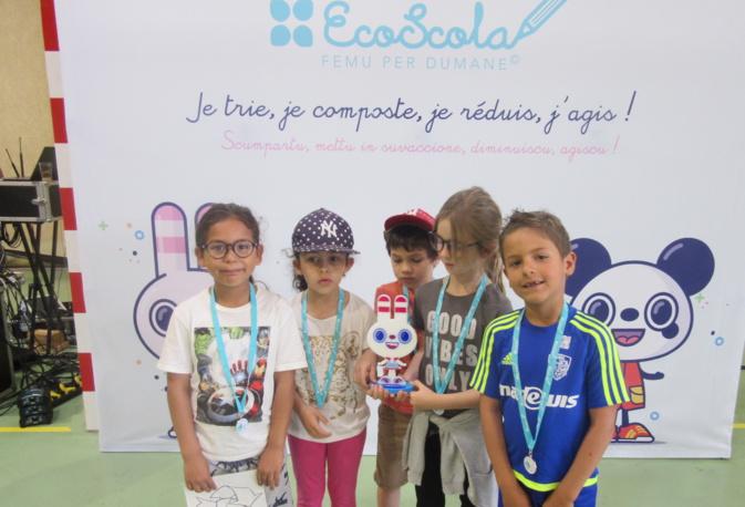 Education au tri sélectif : près de 400 élèves participent aux trophées Eco Scola