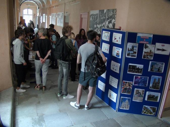 Bastia : L'excellent travail des élèves du « Vieux-Lycée »