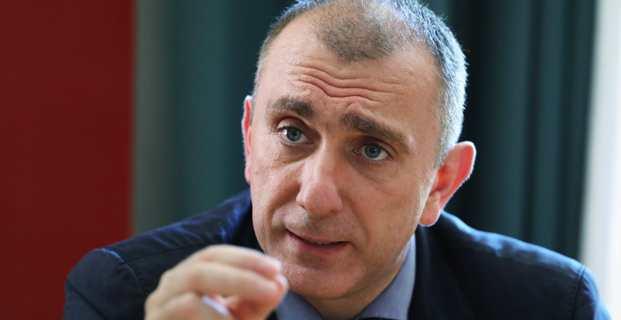 Jean-Christophe Angelini, leader du PNC, conseiller exécutif à la Collectivité de Corse, président de l'ADEC et de l'Office foncier. Photo Michel Luccioni.