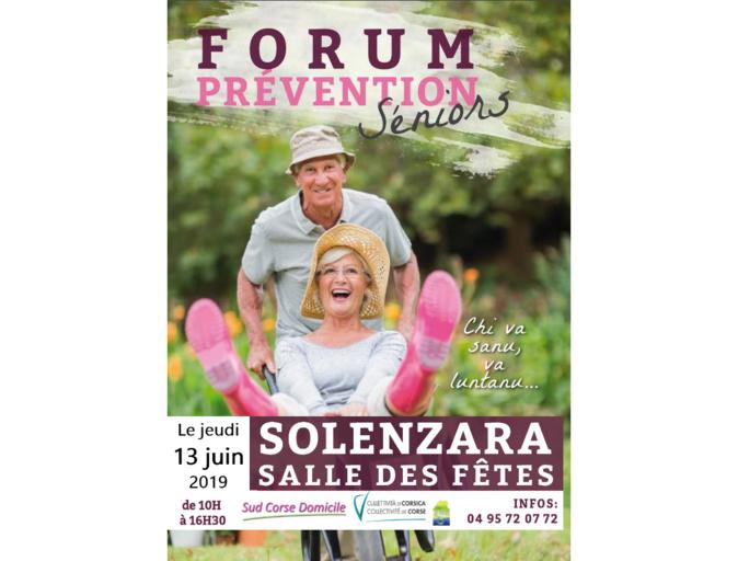Solenzara : Une journée dédiée aux plus de 60 ans ce Jeudi 13 juin