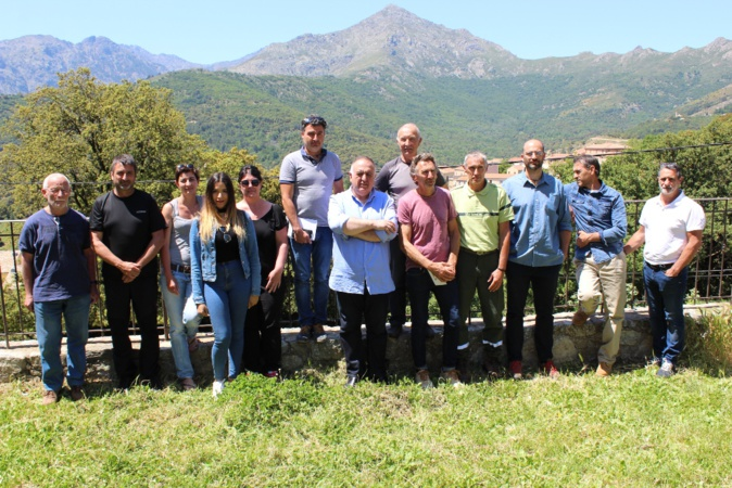 Le Giussani veut prévenir l'incendie par une gestion durable des forêts