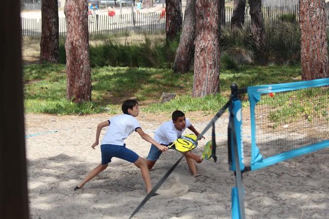 Les AOT sont un frein au développement du Beach Tennis en Corse