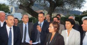 Le contrat Pè a Corsica en septembre 2017.