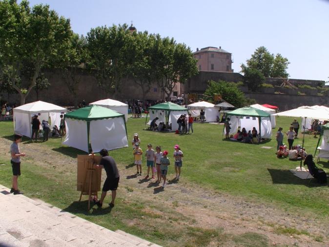 Bastia : Une journée de l'oralité