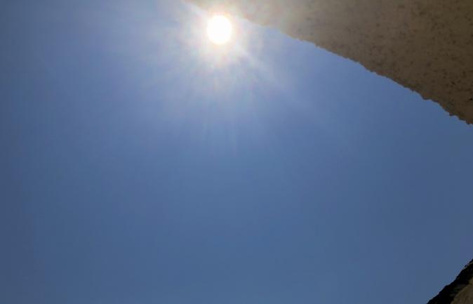 Canicule et pollution de l'air : écoles fermées à Ajaccio