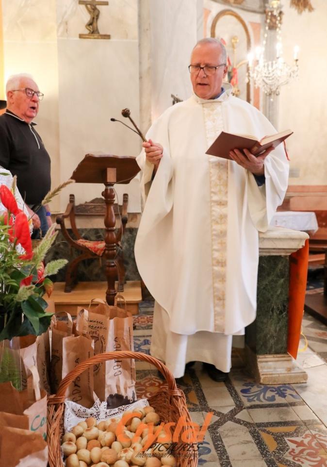 Saint-Antoine fêté à Calvi