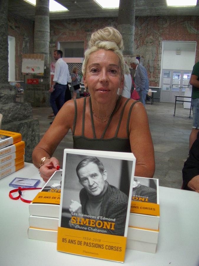 Bastia : L'hommage à Edmond Simeoni aux « Plumes de la liberté »