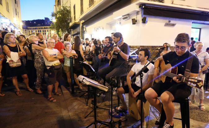 Ajaccio fête la musique sous le signe de la guinguette. Le programme des animations