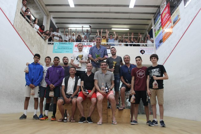 Coup d'envoi du XXIIIème Open International de Squash ce samedi à L'Ile-Rousse